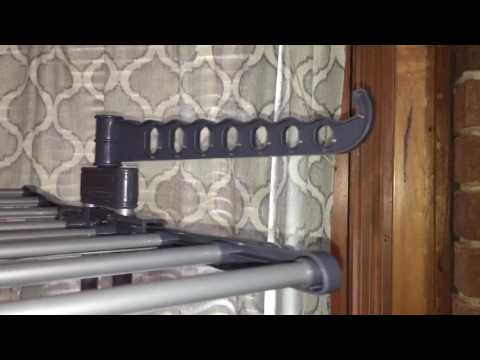 ProAid Collapsible 3-Tier Clothes Drying Rack Review