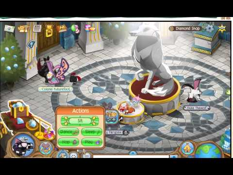HOW TO GET 10 FREE DIAMONDS*** ANIMAL JAM - IMPROVED AND WORKING***