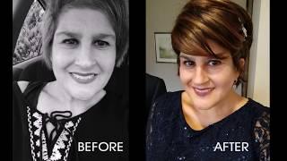 Amazing Beauty Transformation With Lavivid Liz Wig By UniWigs