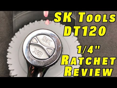 SK Tool Review ~ DT120 1/4