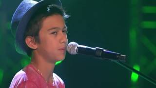 Awesome Blind Audition - The Voice Kids [HD]