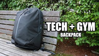 Aer Fit Pack and Duffel Pack Version 2 | Gym + Tech Backpack