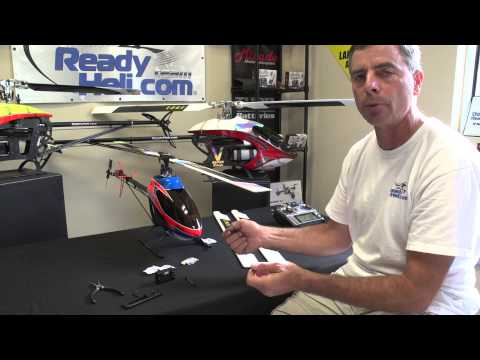 Properly Tracking Your RC Helicopter Blades | ReadyHeli.com