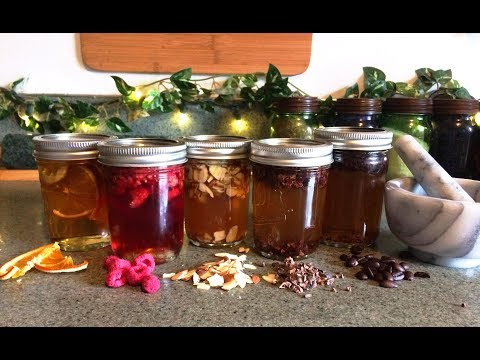 How to Make Your Own Extracts For Flavoring