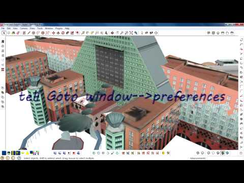 How to restore tool buttons in sketchup