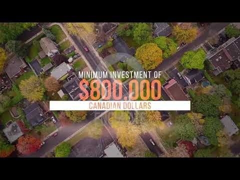 Immigrate to Canada through Investment in Ontario