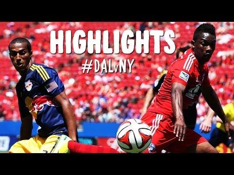 HIGHLIGHTS: FC Dallas vs. New York Red Bulls | May 4, 2014
