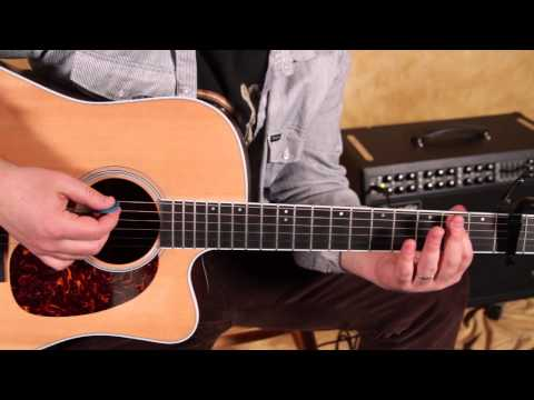 Depeche Mode - Personal Jesus - How to Play on Guitar - Acoustic Songs Lesson