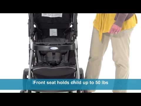 Graco Ready2Grow Stand 'n Ride Stroller