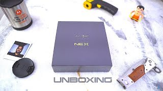 Vivo Nex Unboxing and Hands on - INDIA - Vivo Nex S
