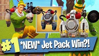 fortnite jetpack update