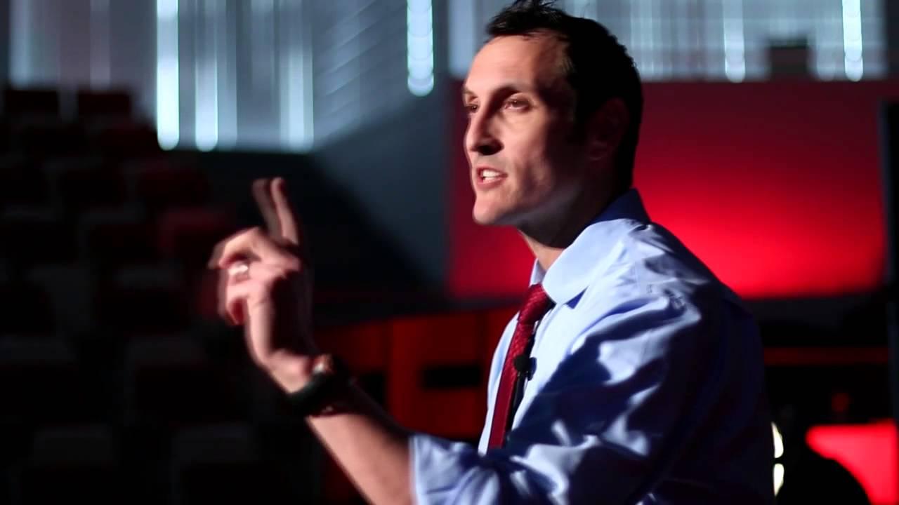 Toxic culture of education: Joshua Katz at TEDxUniversityofAkron
