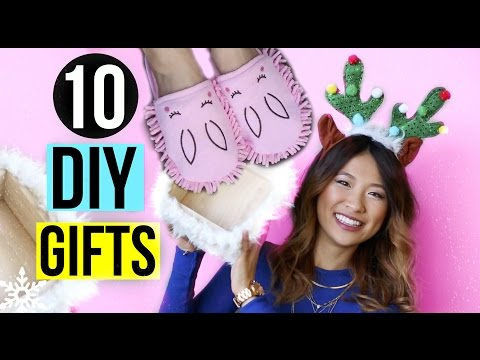 DIY Holiday Gift Ideas! Easy & Affordable Gifts for $1