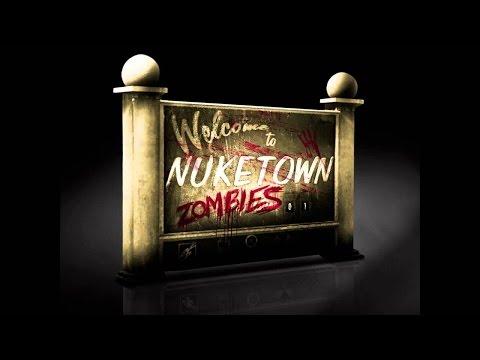 Nuketown Zombies in Minecraft Xbox