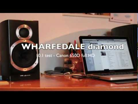 Wharfedale diamond 10.1 test