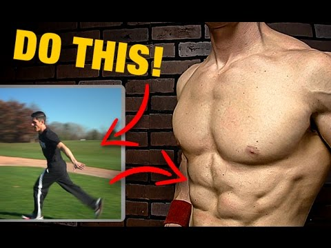 How Pro Athletes Lose Fat (DETAILED WORKOUT!)
