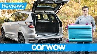Ford Kuga 2018 practicality review | Mat Watson Reviews
