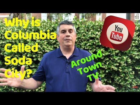 Episode 1: Why is Columbia SC Called Soda City?