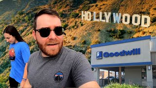 Thrifting For Profit in Hollywood! (SURPRISINGLY SUCCESSFUL)