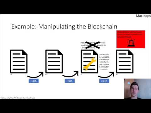 Why is the Blockchain immutable?