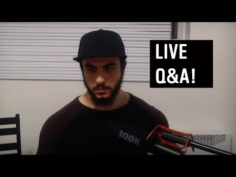 Live Night Q&A #6! (Time Stamped)