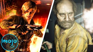 Top 10 BEST Video Game Franchise Comebacks!