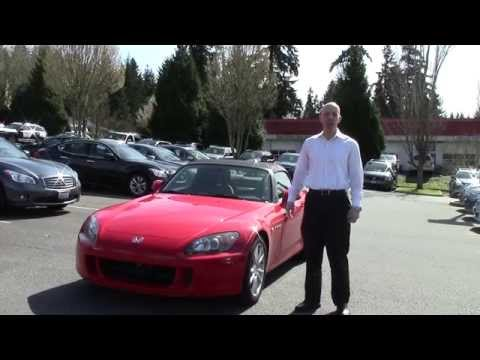 2004 Honda S2000 review and start up - Joe Tunney dropping science on the 2004 S2000