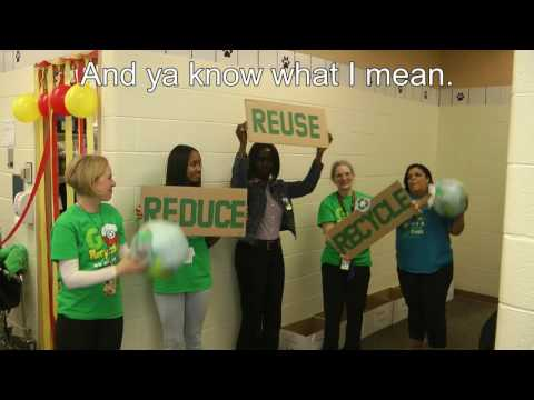 Wade's House - Go Green 2017