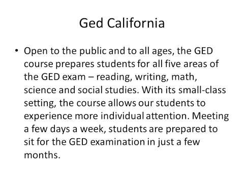 Ged California