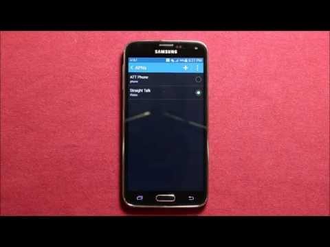 Samsung Galaxy S5 On Straight Talk LTE