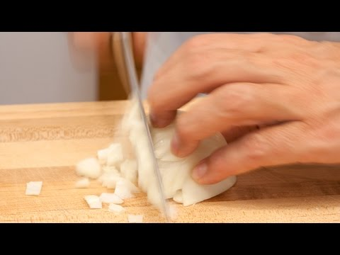 How to Dice and Slice Onions