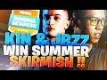 KINSTAAR JBZZ REMPORTENT LE SUMMER SKIRMISH WEEK 7 GAME 10
