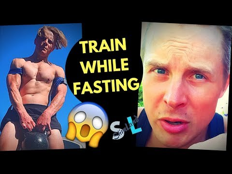 How to Workout While Fasting Without Losing Muscle