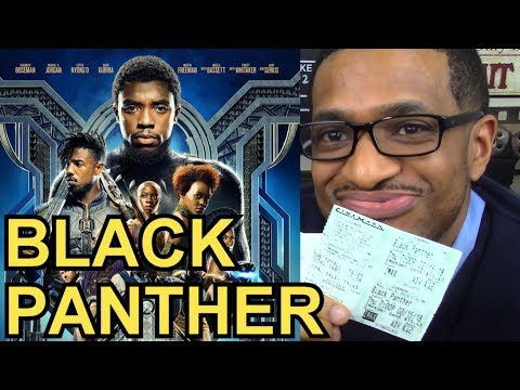 Bought My BLACK PANTHER Movie Tickets Baby! #BlackPanther