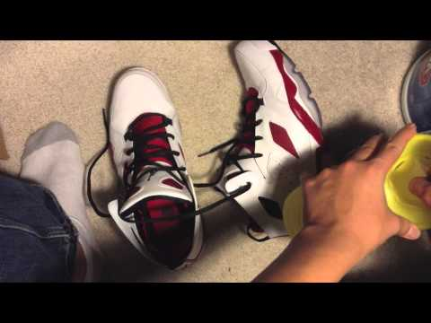 How to Clean/Keep Icy Soles