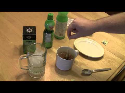 Green Tea - iced & easy!