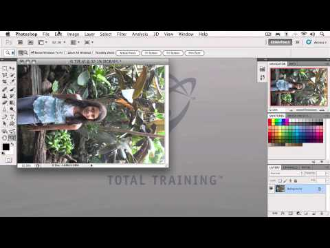 Photoshop CS5. Tutorial. The Big Picture. (5 of 5).wmv