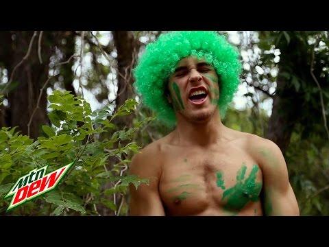 Logan Thiebaud: Dew Island   Green Label Studios: Open Call   Mountain Dew