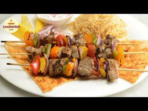 Mutton Shish Kabob by Cookerish