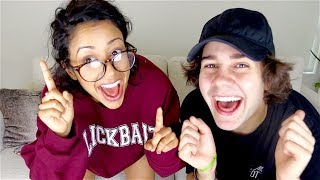 COUPLES GUESS THE CHILDHOOD THEME SONG!!