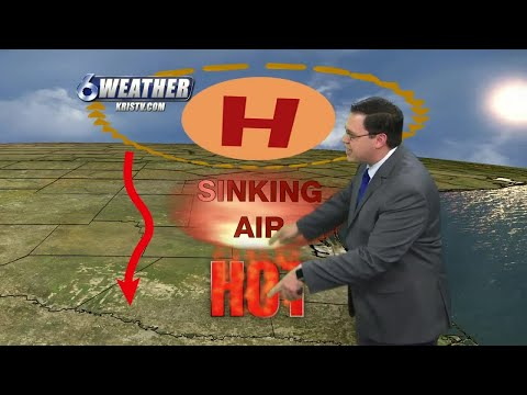 9PM Weather Forecast 5/29/18