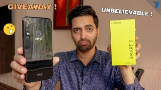 Infinix Smart 3 Plus - Triple Camera Under Rs .7000 | REALLY??😮