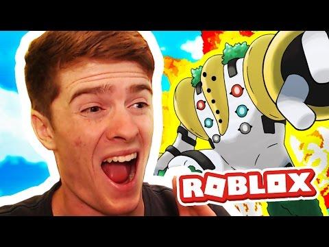SECRET REGIGIGAS?! / Pokemon Legends / Roblox Adventures