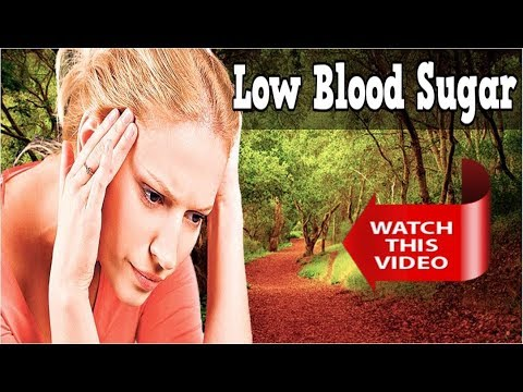 Low Blood Sugar, Signs Of Low Blood Sugar, Low Iron In Blood, Normal Glucose Levels In Blood