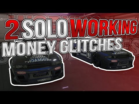 GTA 5 ONLINE - 2 *WORKING* SOLO MONEY GLITCHES - *NO CUSTOM PLATES* - DUPLICATION GLITCH  - 1.42