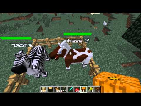 Mocreatures 3.7.1 Breeding Rare Horses