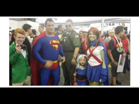 special edition nyc  cosplay video #2  june 6, 2015