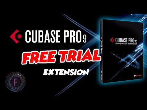 CUBASE PRO 9 - FREE TRIAL NOW