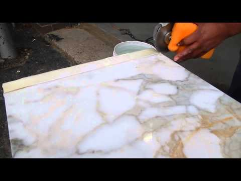How To Cut Marble Tiles