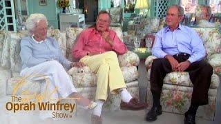 How the Bush Family Deals with Criticism | The Oprah Winfrey Show | Oprah Winfrey Network